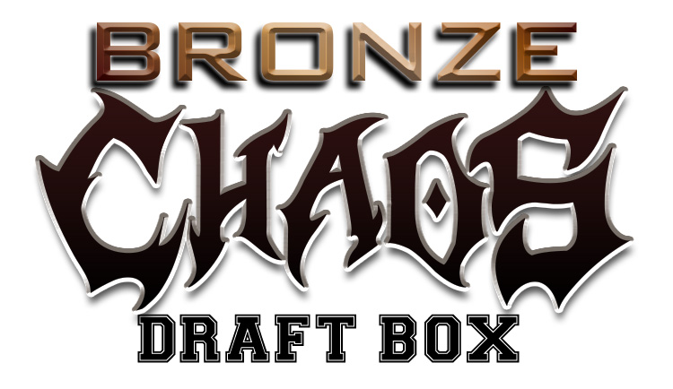 Chaos Draft Box - Bronze Vol. 1