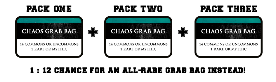 Chaos Draft Box - Copper Vol. 1