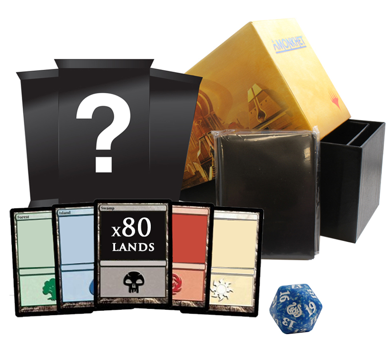 Chaos Draft Box - Gold Vol. 1