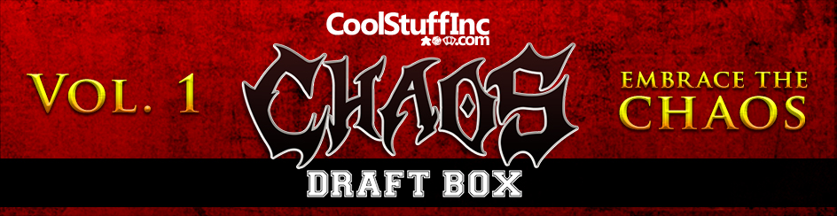 MTG Chaos Draft Boxes, Vol. 1