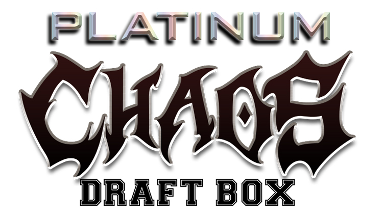 Chaos Draft Box - Platinum Vol. 1