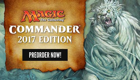 Commander 2017 Edition