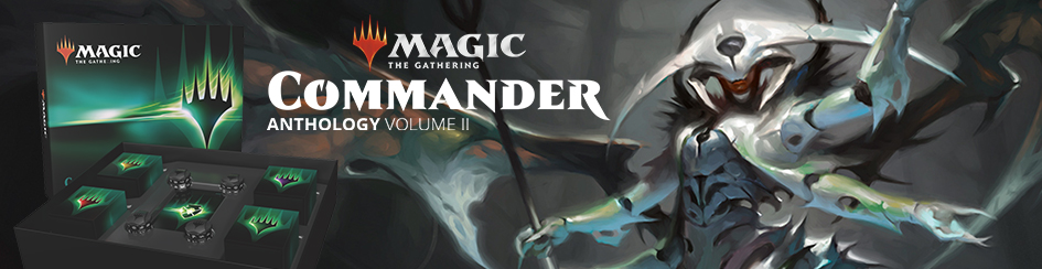 Magic - Commander Anthology II