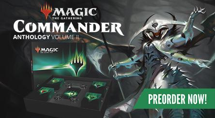 Commander Anthology II