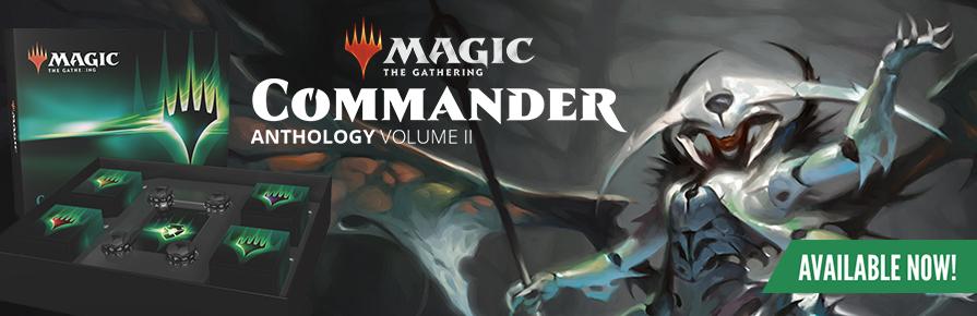 Magic: The Gathering - Commander Anthology II
