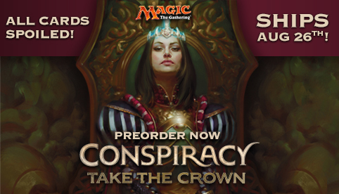 Magic: The Gathering Conspiracy 2 Spoilers