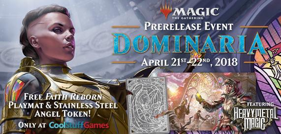 Dominaria Prerelease Event