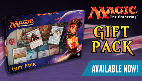 Magic: The Gathering - Gift Pack 2017