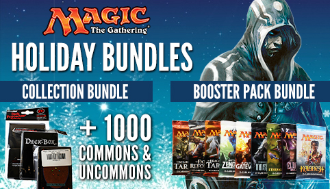 Magic The Gathering Holiday Bundles