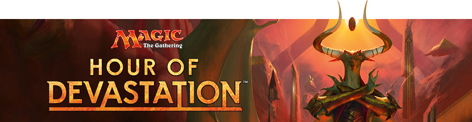 Magic: The Gathering - Hour of Devastation