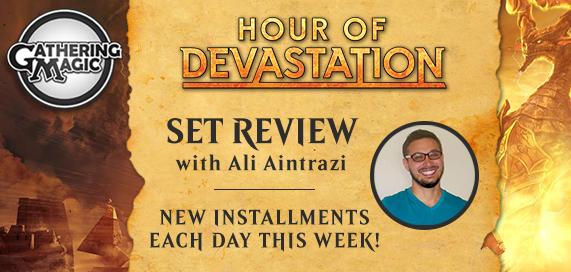Hour of Devastation Set Review - Gathering Magic