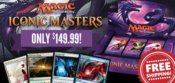 Iconic Masters Sale