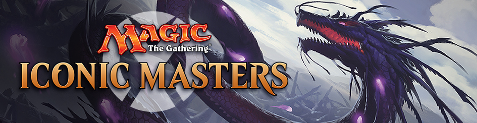 Magic: The Gathering - Iconic Masters