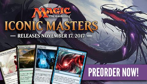 Magic: The Gathering - Iconic Masters