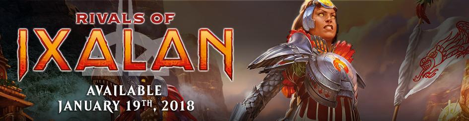 Magic - Rivals of Ixalan