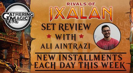 Rivals of Ixalan - Set Review