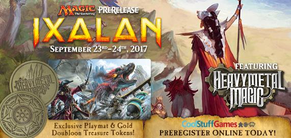 Ixalan Prerelease Event