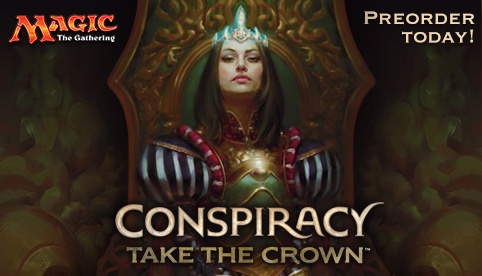 Conspiracy: Take the Crown Preorders