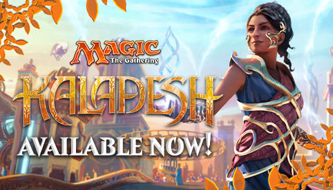 Kaladesh Available!