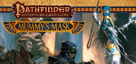 Pathfinder Adventure Card Game: Mummy's Mask
