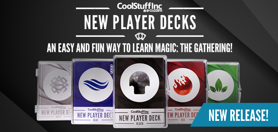 New Player Deck