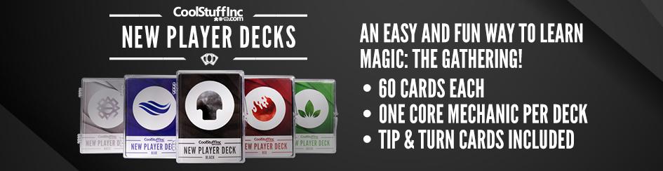 Magic - New Player Deck