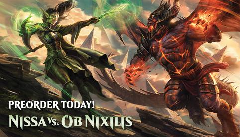 Niss vs Ob Nixilis