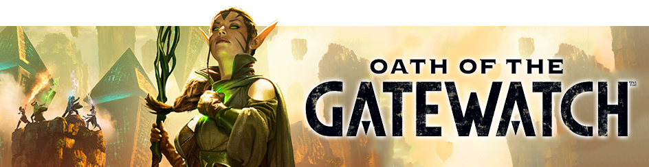 Magic: The Gathering The Oath of Gatewatch