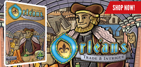 Orleans Trade & Intrigue Expansion