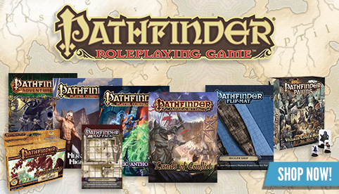 Pathfinder Releases, February 2016
