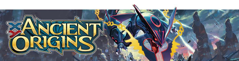 Pokemon XY Ancient Origins