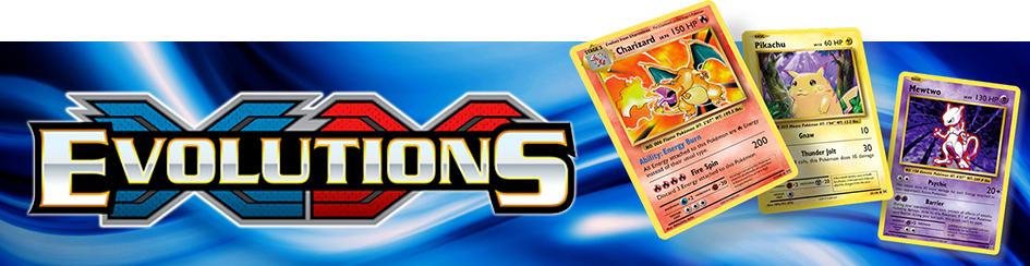 Pokemon XY Evolutions