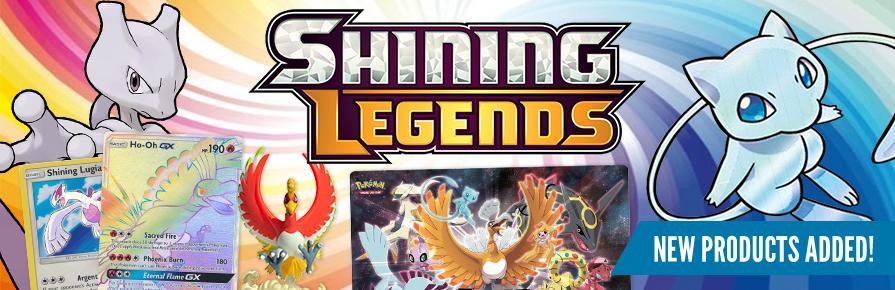 Pokemon Shining Legends