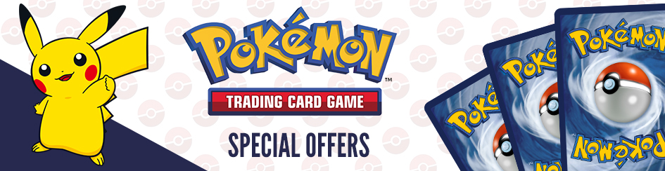Pokemon - Special Offers