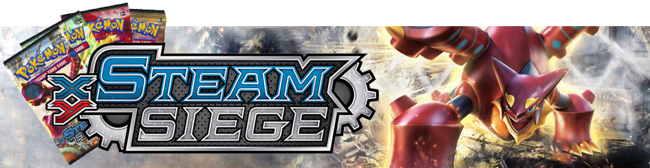 Pokemon XY Steam Siege
