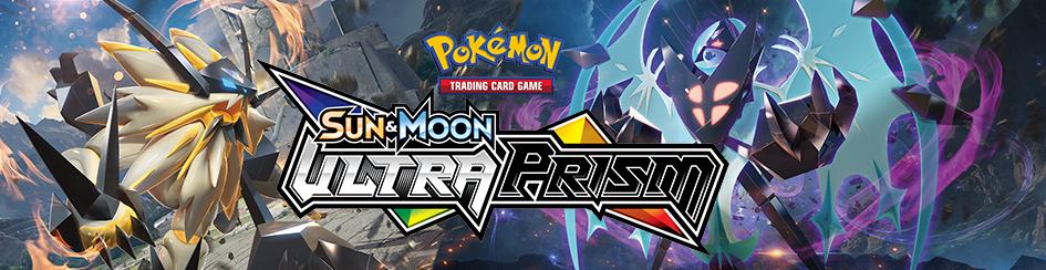 Pokemon - SM Ultra Prism