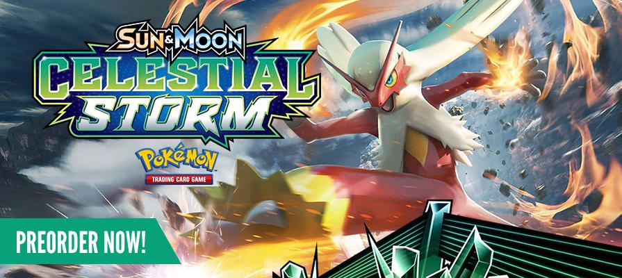 Pokemon - Celestial Storm