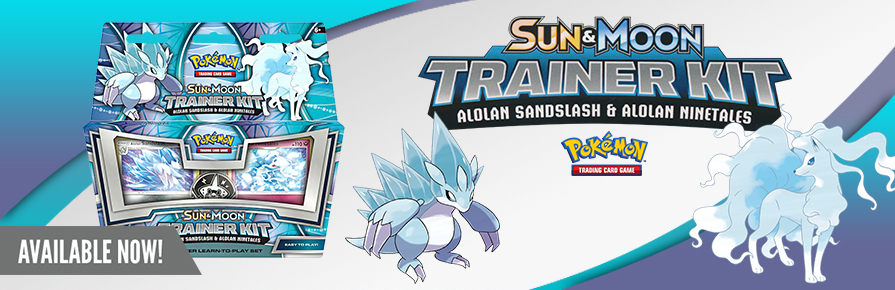 Sun and Moon Trainer Kit