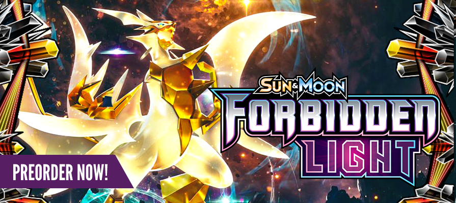 Pokemon - Forbidden Light