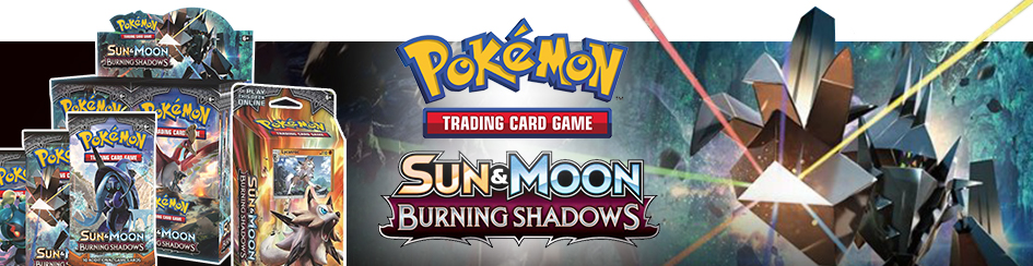 Pokemon - Sun & Moon: Burning Shadows