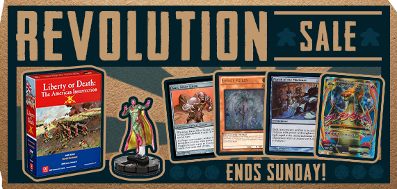 Revolution Sale