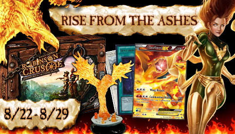 Rise from the Ashes Sale