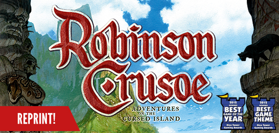 Robinson Crusoe 2nd Edition Reprint