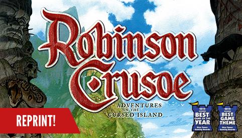 Robinson Crusoe 2nd Edition Reprint
