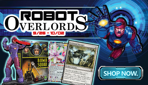Robot Overlords Sale