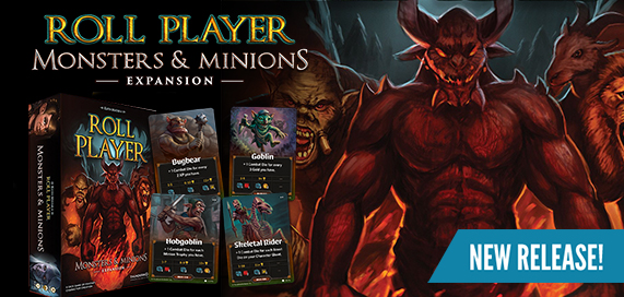 Roll Player Monsters and Minions