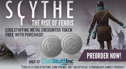 Scythe Expansion