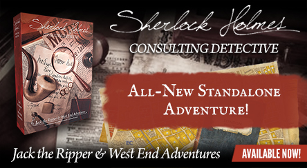 Sherlock Holmes Jack the Ripper and West End Adventures