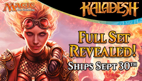 Kaladesh Full Set Revealed