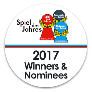 Spiel Des Jahres 2017 Winners